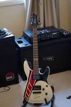 DBZ/Diamond RX 6 String Electric Guitar MIK Swap/Trade + cash Killara Ku-ring-gai Area Preview