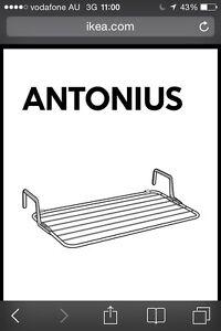 Ikea Antonius drying rack Putney Ryde Area Preview