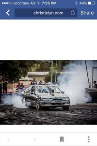 Vr Calais burnout car l98 $6500 Alexander Heights Wanneroo Area Preview