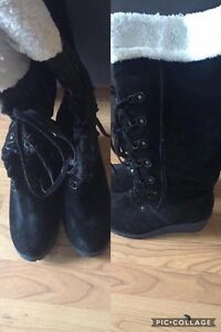 Brand new ladies size 12  boots