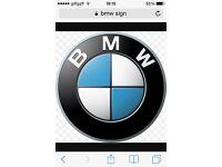 "Genuine bmw 18"" msport wheels"