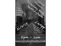 Strelley Hall Event Tickets