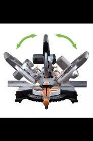 Evolution range3 DB sliding mitre saw