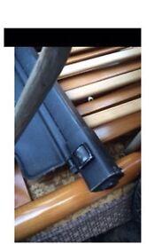 04 Zafira boot cover
