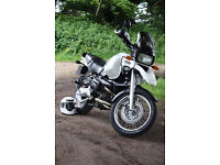 BMW R1100GS Very Special