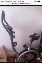 Exercise Bike Power H6 North Bondi Eastern Suburbs Preview