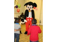 FOR HIRE: BEN 10, MICKEY MOUSE & MINNIE MOUSE MASCOT COSTUMES*** KIDS PARTY ENTERTAINMENT