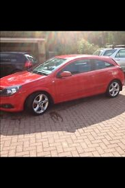 Vauxhall Astra sxi diesel sports