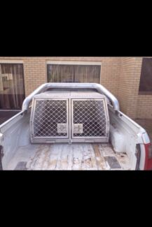 Dog cage for sale Eight Mile Plains Brisbane South West Preview