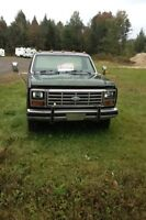 Ford F350 1982