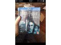 Brand New Harry Potter complete 8 blu ray collection in wrapper boxset