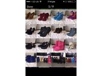 Joblot lady's Shoes all size 5 £30 for all