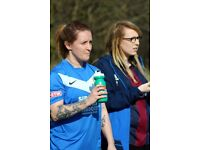 Ladies wanted to join new football club in west leeds