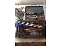 Variety of Vintage & Modern Tools BARGAIN!