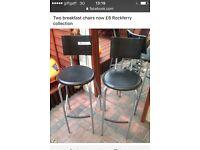Kitchen breakfast stools
