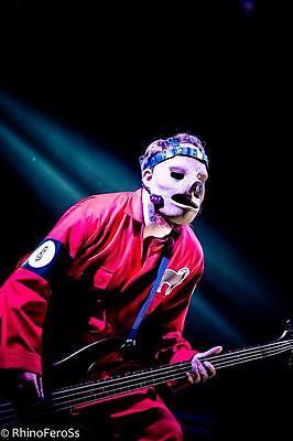 ST Paul pig Slipknot style Halloween mask latex leather sublime1327