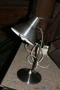 Lampe style industriel de bureau brocantetendance meuble - Lampe de bureau style industriel ...