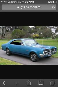 Wanted old Holden or Ford, Father/Son Project CASH WAITING Para Hills Salisbury Area Preview