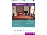 flat for sale to first time buyer or buy to rent