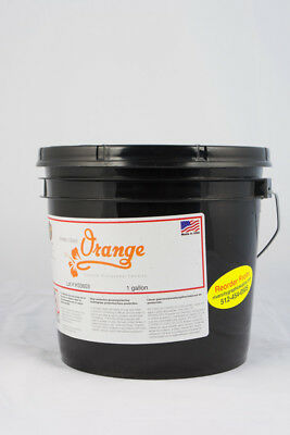 Printers Choice Orange Universal Photopolymer Emulsion - Gallon
