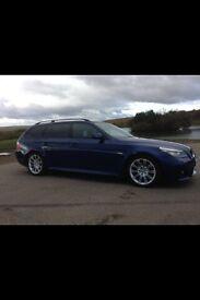 BMW 5 series m sport estate