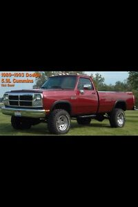 looking for a rotten 5spd 12valve older style dodge