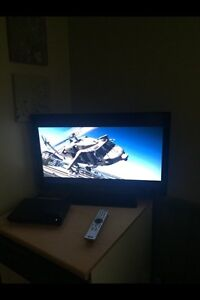 Sony Tv and Blu-Ray Player