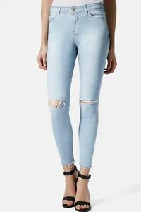 Faded Black Skinny Jeans Womens