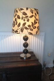 Large John Lewis table lamp