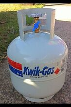Kwik-gas Hi there we r selling Kwik-gas full gas bottle cylinder Blacktown Blacktown Area Preview