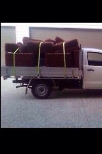 A MAN AND A UTE HIRE EASY PICK UP DELIVERY, GOODS/FURNITURE TRANSPORT Perth Perth City Area Preview