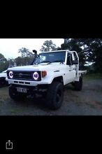 1996 75 Series LandCruiser ute Highton Geelong City Preview