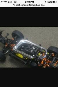 Wanted Hpi Baja sc or 5t race muffler not Losi redcat Traxxas