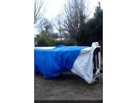Boat And Trailer For Sale £600 O.N.O