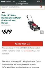 Victa lawn mower brand new in the box Liverpool Liverpool Area Preview