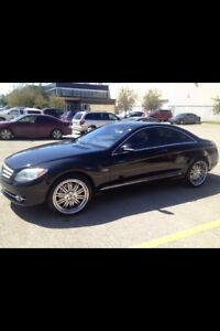 Rare car! Mercedes cL 600. 2008 V12 model.