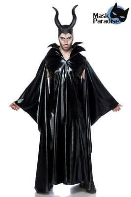 Malevolent Lord Kostümset für Herren Dark Lord Maleficent Lord Fasching Karneval (Dark Lord Kostüm)