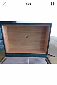 Rolex watch case - scam seller, he gets your money transfer and never send the item!