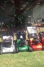 Lawnmowers 4 Sale Richmond Hawkesbury Area Preview