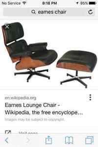 Eames lounge chair, whole or for parts