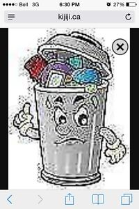 GARBAGE/JUNK REMOVAL*SAMEDAY QUOTE/SERVICE*902-229-0825