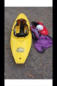 Kayak playboat dagger id 6.8 Croydon Maroondah Area Preview