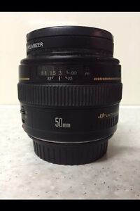 Canon EF 50mm f/1.4 USM Glenfield Campbelltown Area Preview