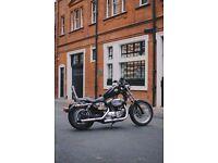 Harley Davidson 883 Sportster, 2008.