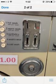 İpso commercial laundry coin mechanism