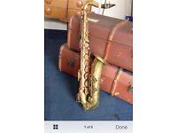 Dearman tenor sax vintage £140