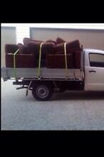 A MAN & UTE RUBBISH/junk REMOVAL & PICK UP DELIVERY, GOODS/FURNITURE Midland Swan Area Preview