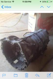 2002 Bmw e46 auto gearbox low kms