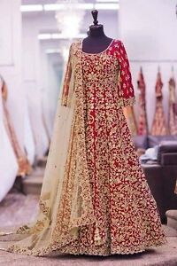 Indian Bridal full length Lehenga