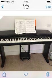 Yamaha Clavinova CVP20 electric piano/organ